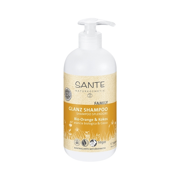 Picture of Champu Sante Brillo Naranja & Coco eco 950ml