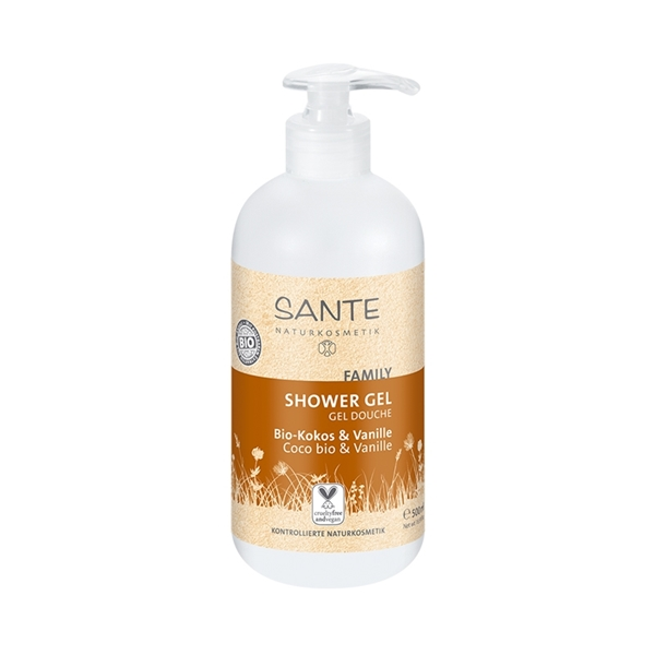 Picture of Gel ducha Sante Coco Vainilla eco 950ml