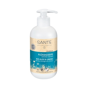 Picture of Jabon manos Aloe y Limon bio sante 200ml