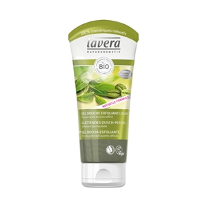Picture of Gel Ducha Exfoliante Lavera eco 200ml