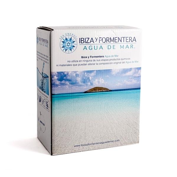 """Picture of Agua de Mar """"Ibiza y Formentera"""" Box 3lt"""