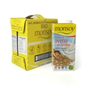 Imagen de Caja de bebida de avena y almendra Monsoy eco 4 ud
