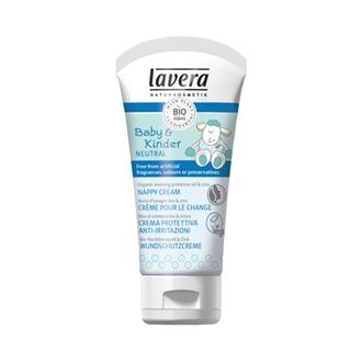 Imagen de Crema cambio de pañal para bebes Lavera eco 50ml