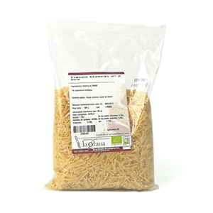 Picture of Fideos blancos nº 2 eco 500gr