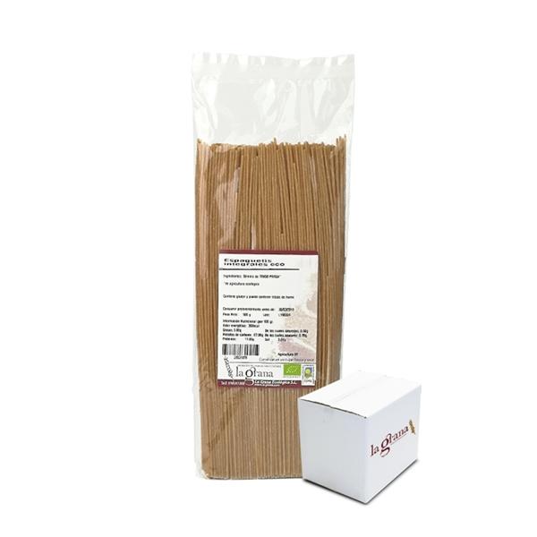 Picture of Espaguetis integrales eco 5Kg
