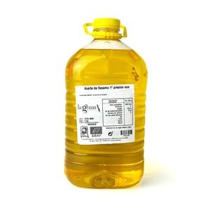 Picture of Aceite de Sesamo 1º presion eco 5lt