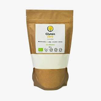 Imagen de Almidon de maiz Gluten Zero eco sin gluten 500g