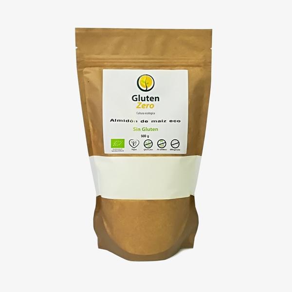 Picture of Almidon de maiz Gluten Zero eco sin gluten 500g