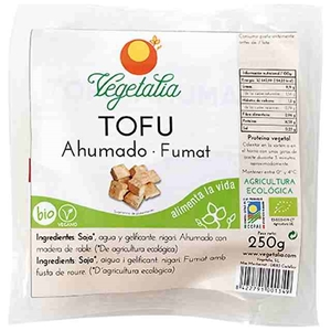 Picture of Tofu ahumado eco 250gr Vegetalia