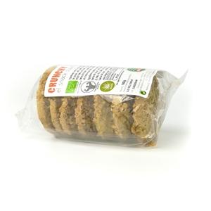 Picture of Galletas crunchy nuts eco 140g