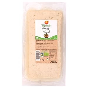 Picture of Tofu natural granel fresco eco 1kg Vegetalia