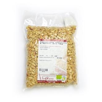 Imagen de Cacahuete repelado y salado eco 1kg