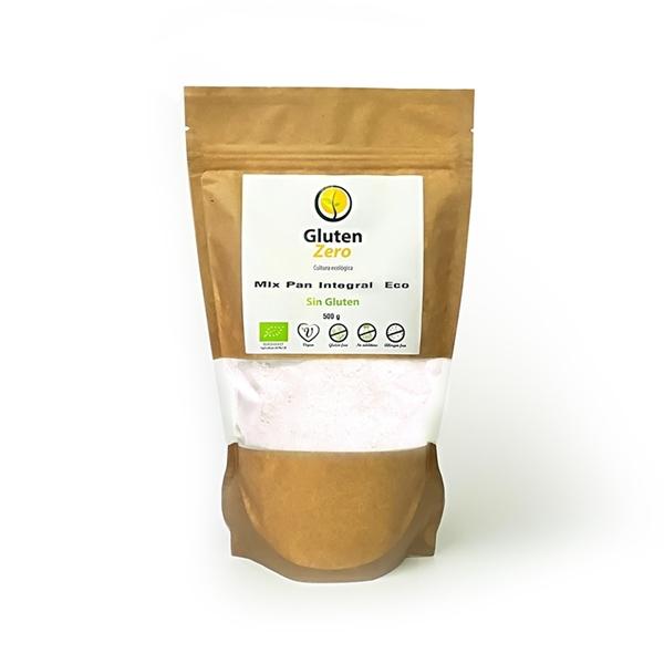 Picture of Mix Integral Gluten Zero eco sin gluten 500gr