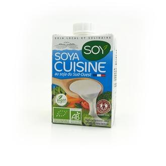 Imagen de Crema de soja para cocinar eco 200ml