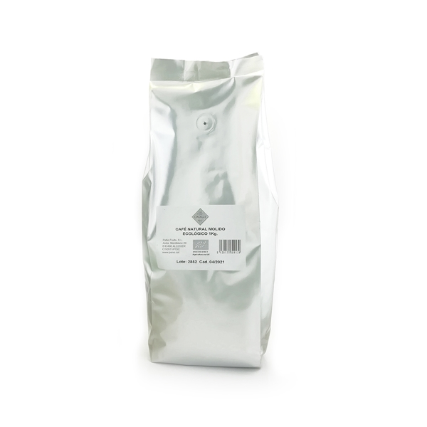 Picture of Cafe natural molido eco 1kg