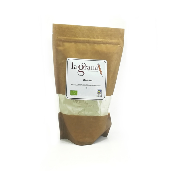 Picture of Gluten de trigo eco 1kg