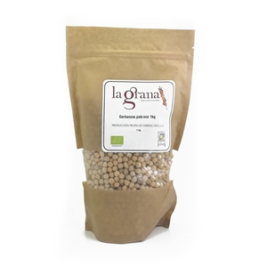 Picture of Garbanzos pais eco 1kg