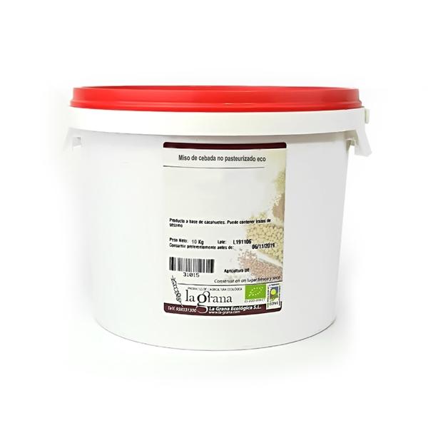 Picture of Miso de cebada no pasteurizado eco 10kg