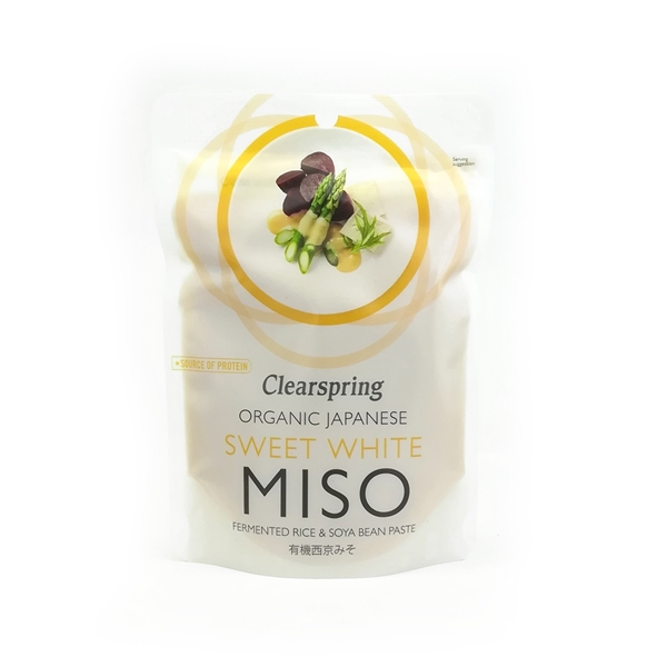 Picture of Miso blanco dulce eco 250gr