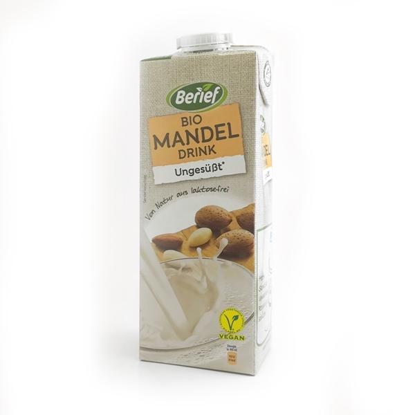 Picture of Bebida de almendra Berief eco 1 ltr