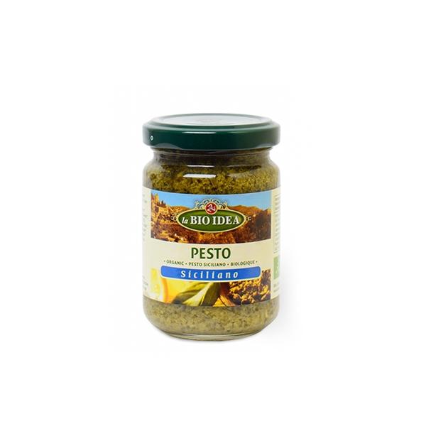 Picture of Pesto siciliano vegano eco 130g