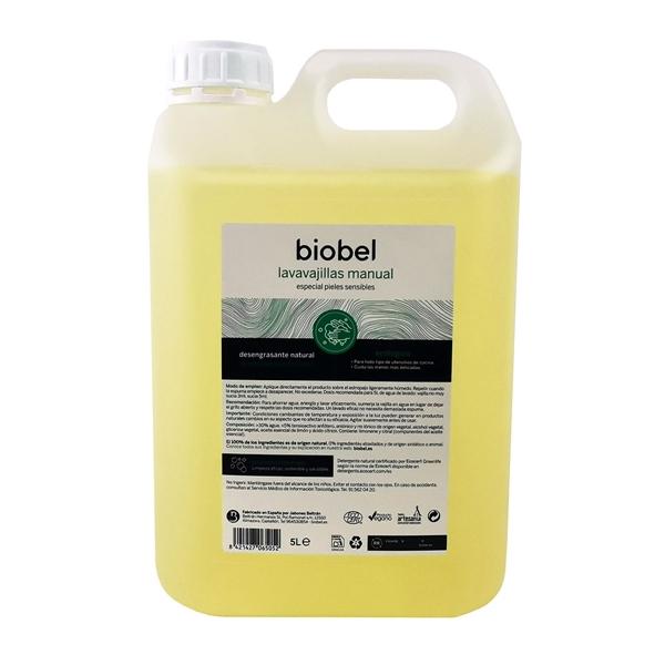 Picture of Lavavajillas manual Biobel eco 5lt