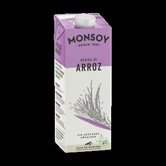 Imagen de Bebida de arroz Monsoy eco 1lt