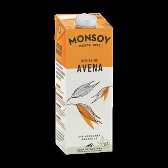 Imagen de Bebida de avena Monsoy eco 1lt
