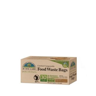 Imagen de Bolsas de basura compostables pequeñas (11.4lt) 30ud