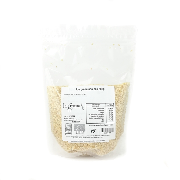 Picture of Ajo granulado eco 500g