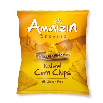 Imagen de Nachos de Maiz natural eco 75gr