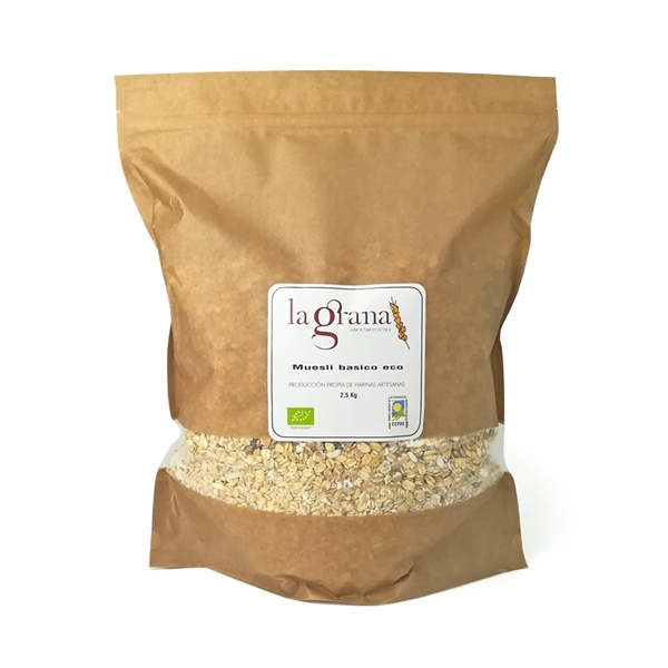Picture of Muesli basico eco 1Kg