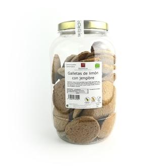 Imagen de Galletas de limon con jengibre eco 1,1kg