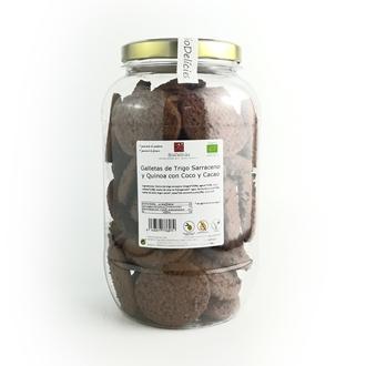 Imagen de Galletas de Trigo Sarraceno con Coco y Cacao eco 1.1kg