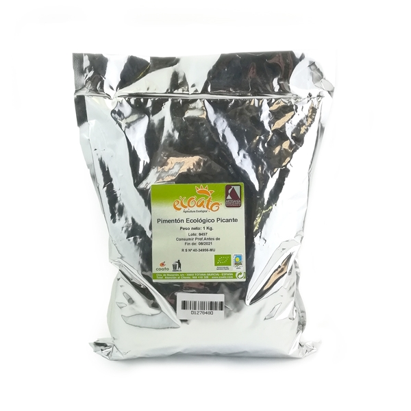 Picture of Pimenton picante eco 1kg