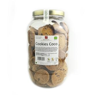 Imagen de Galletas Cookies coco eco 1.1kg