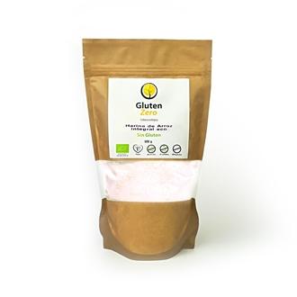 Imagen de Harina de arroz integral Gluten Zero eco sin gluten 500g