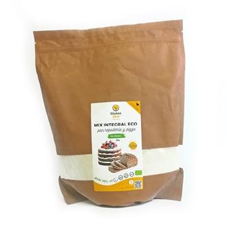 Imagen de Mix Integral Gluten Zero eco sin gluten 2kg