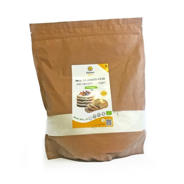 Picture of Mix Blanco Gluten Zero eco sin gluten 2kg