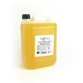 Imagen de Aceite de Girasol desodorizado eco 5lt