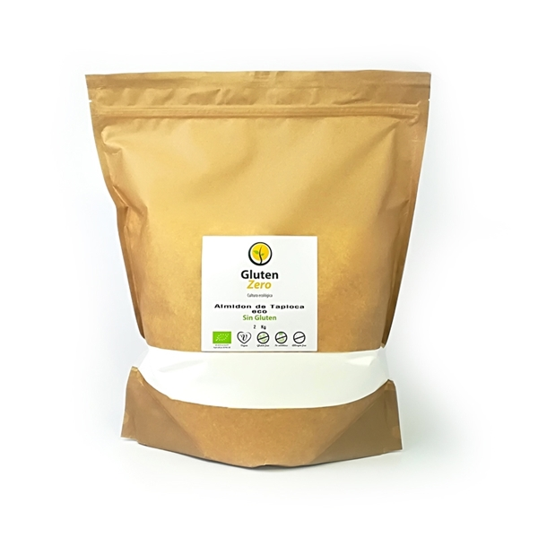 Picture of Almidon de tapioca Gluten Zero eco sin gluten 2kg