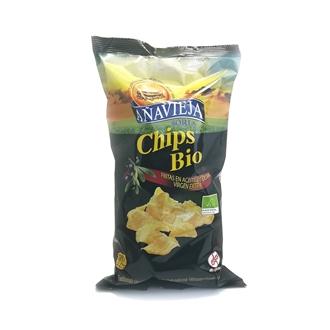 Imagen de Patatas fritas en aceite de oliva eco 125g