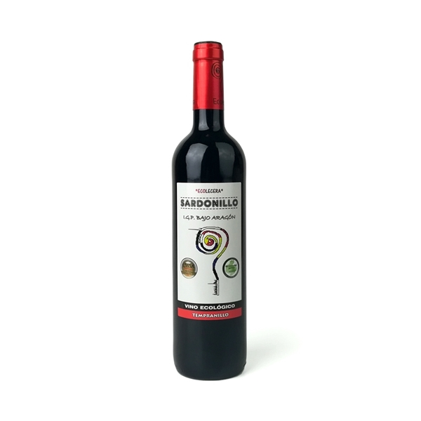 Picture of Vino Tinto Ecolecera Joven eco 750ml