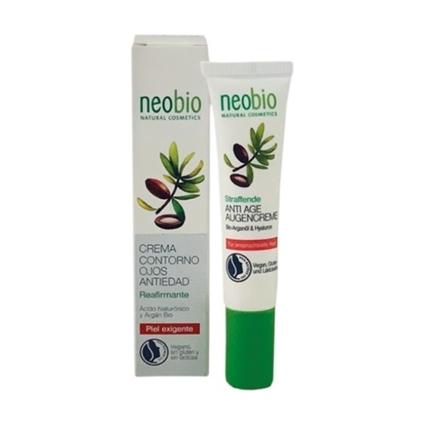 Picture of Crema contorno de ojos Neobio eco 15ml