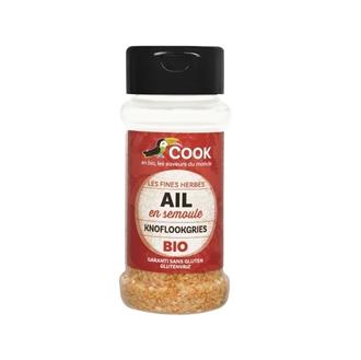Imagen de Ajo granulado sin gluten eco 55g