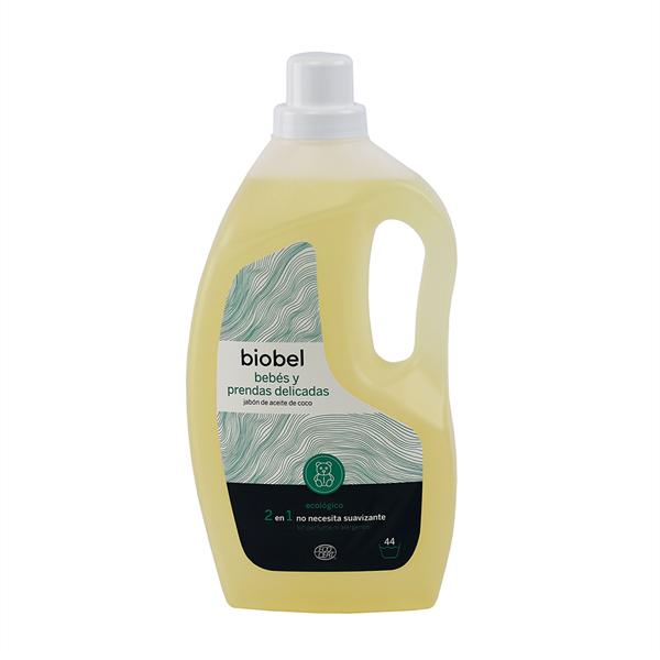 Picture of Jabon para bebes y prendas delicadas Biobel eco 1,5lt